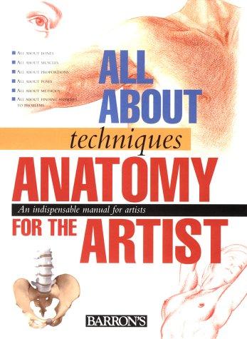 Anatomy for the Artist Anatomy for the Artist 9780764156038