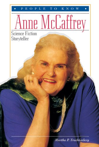 a biography of anne mccaffrey Alibris has new & used books by anne mccaffrey, including hardcovers,  softcovers, rare, out-of-print first  born in cambridge   anne mccaffrey book  subjects.