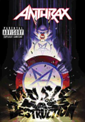 Anthrax: Music of Mass Destruction - Live in Chicago