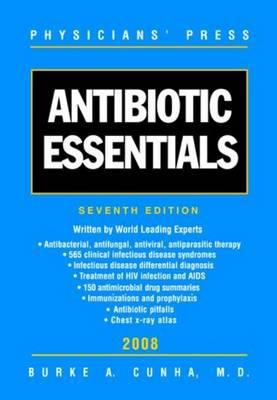 Antibiotic Essentials, Seventh Edition 9780763761189