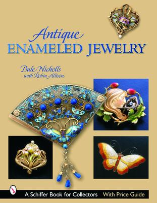 Antique Enameled Jewelry 9780764319914