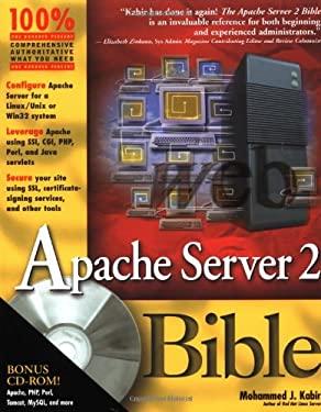 Apache Server 2 Bible [With CDROM] 9780764548215