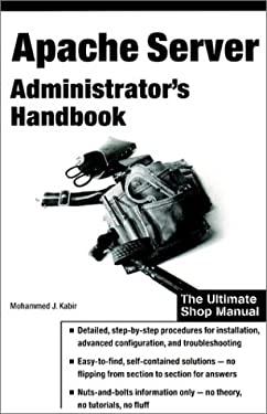 Apache Server Administrator's Handbook 9780764533068