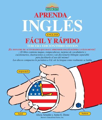 Aprenda Ingles Facil y Rapido 9780764143496