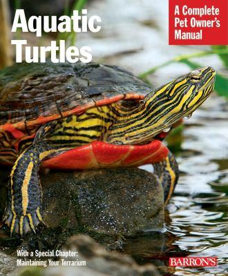 Aquatic Turtles 9780764141911
