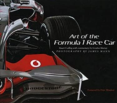 Art of the Formula 1 Race Car 9780760337318