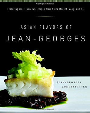 Asian Flavors of Jean-Georges 9780767912730