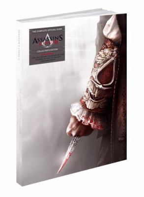 Assassin's Creed 2 Collector's Edition Assassin's Creed 2 Collector's Edition: Prima Official Game Guide Prima Official Game Guide 9780761563259