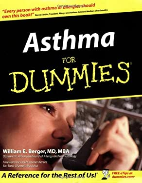 Asthma for Dummies 9780764542336