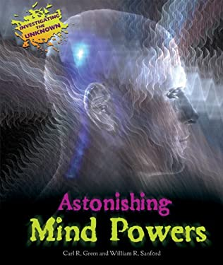 Astonishing Mind Powers 9780766038202