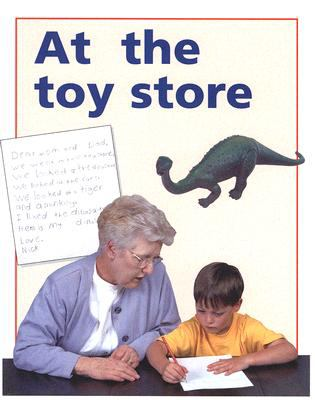 At the Toy Store 9780763559960
