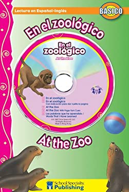 At the Zoo: Beginner [With CD]