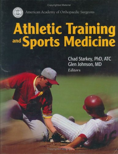 Athletic Training and Sports Medicine 9780763705367
