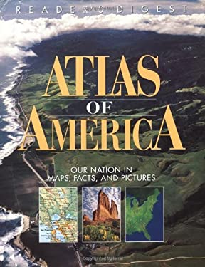 Atlas of America 9780762100729