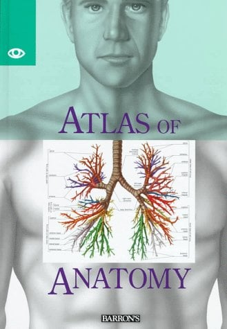 Atlas of Anatomy Atlas of Anatomy 9780764150005