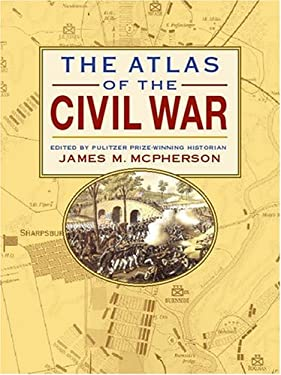 Atlas of the Civil War 9780762423569