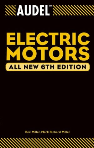 Audel Electric Motors 9780764541988
