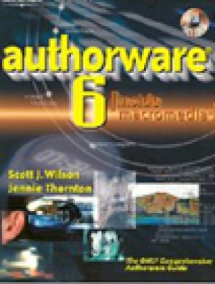 Authorware 6 [With Included] 9780766820067