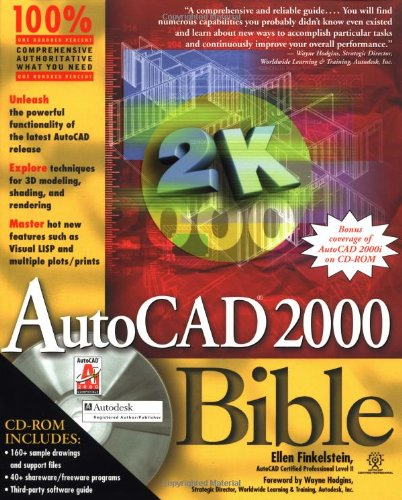 AutoCAD. 2000 Bible [With CD-ROM] 9780764532689