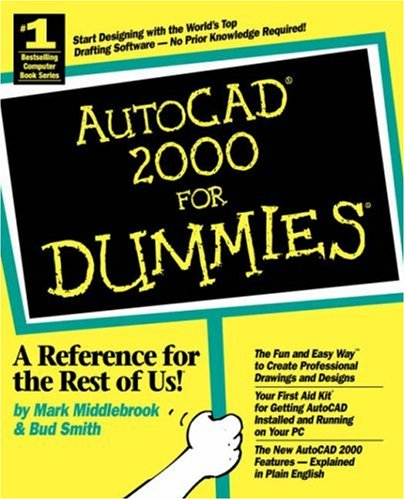 AutoCAD 2000 for Dummies 9780764505584