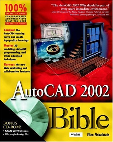 AutoCAD. 2002 Bible [With CD-ROM] 9780764536113