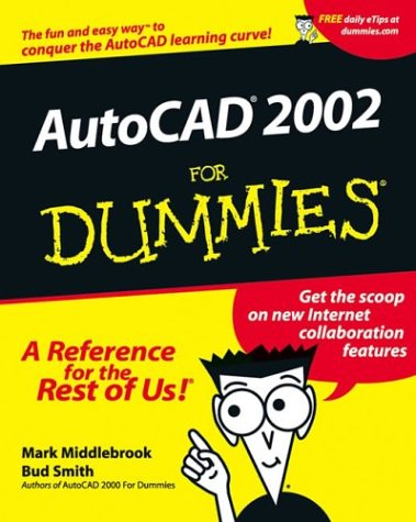 AutoCAD 2002 for Dummies 9780764508981