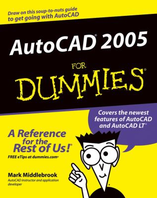 AutoCAD 2005 for Dummies 9780764571381