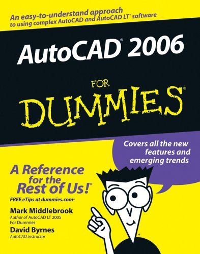 AutoCAD 2006 for Dummies 9780764589256