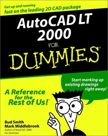 AutoCAD LT for Dummies 9780764506000