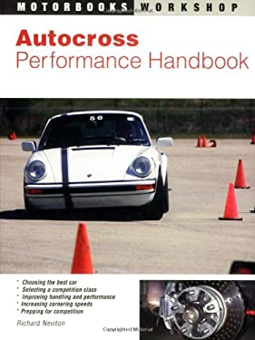 Autocross Performance Handbook 9780760327883