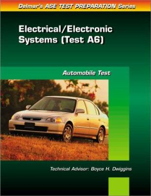 Automobile Test 9780766805545