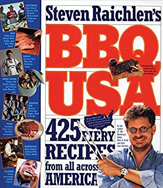 BBQ USA: 425 Fiery Recipes from All Across America 9780761120155