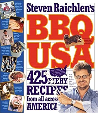BBQ USA: 425 Fiery Recipes from All Across America 9780761131335