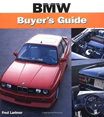BMW Buyer's Guide 9780760310991