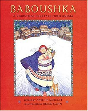 Baboushka: A Christmas Folktale from Russia 9780763616199
