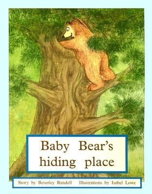 Baby Bear's Hiding Place 9780763572983