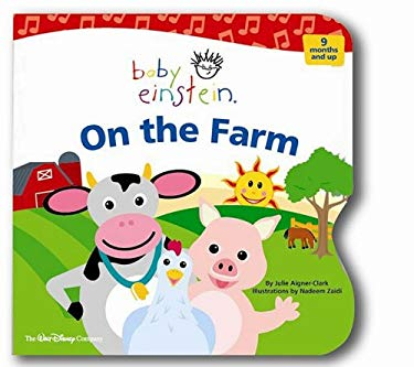 Baby Einstein: On the Farm [With Book] 9780763421502