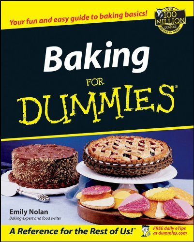 Baking for Dummies. 9780764554209