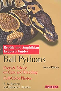 Ball Pythons 9780764145896