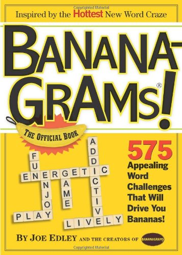 Bananagrams!: The Official Book 9780761156352