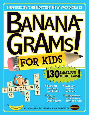 Bananagrams for Kids 9780761158448