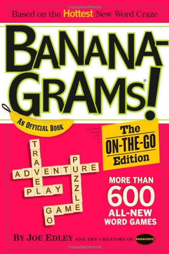 Bananagrams: The On-The-Go Edition: An Official Book