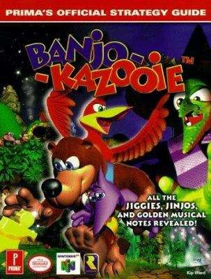 Banjo-Kazooie: Prima's Official Strategy Guide: All the