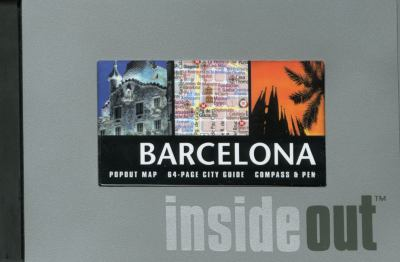 Barcelona Insideout [With PenWith Popout MapWith Compass] 9780762747290
