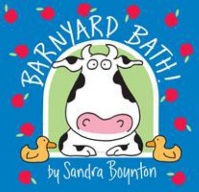 Barnyard Bath [With Washcloth] 9780761147183