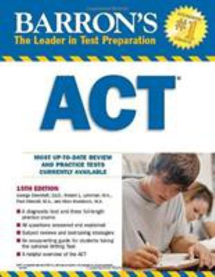 Barron's ACT 9780764140006