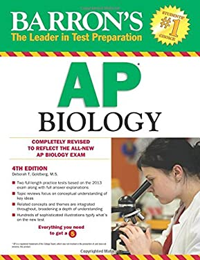 Barron's AP Biology, 4th Edition 9780764146923