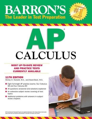 Barron's AP Calculus 9780764146930