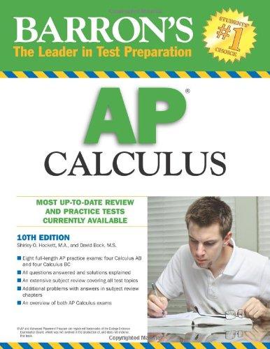 Barron's AP Calculus 9780764143243