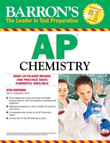Barron's AP Chemistry 9780764146947